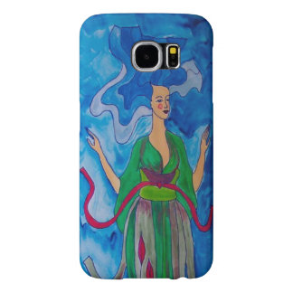 Blue wave samsung galaxy s6 cases