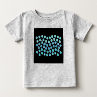 Blue Waves Baby T-Shirt