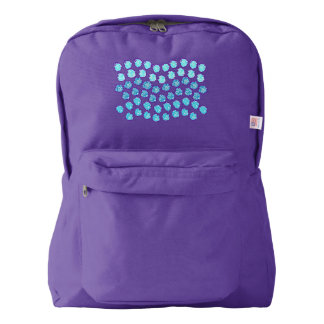 Blue Waves Backpack