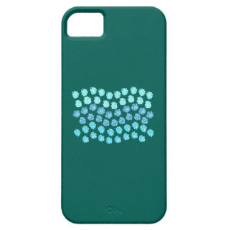Blue Waves Barely There iPhone 5/5s/SE Case