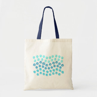 Blue Waves Budget Tote