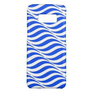 Blue Waves Case-Mate Samsung Galaxy S8 Case