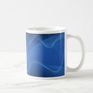 Blue Waves Coffee Mugs