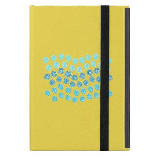 Blue Waves iPad Mini Case with No Kickstand