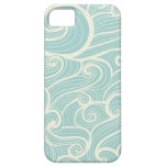 Blue Waves iPhone 5 Cases