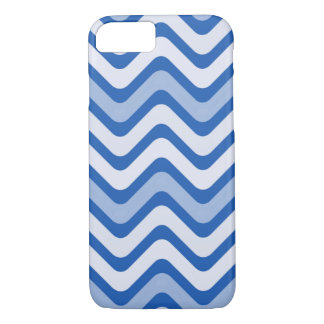 Blue Waves iPhone 7 iPhone 7 Case