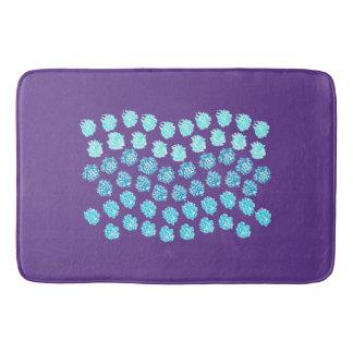 Blue Waves Large Bath Mat