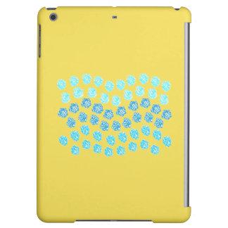 Blue Waves Matte iPad Air Case