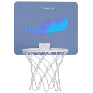 blue whale customized Thunder_Cove Mini Basketball Hoop