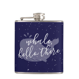 Blue Whale, Hello There Flask