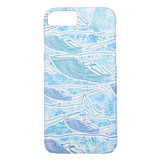 Blue Whale Phone Case