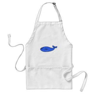 blue-whale standard apron