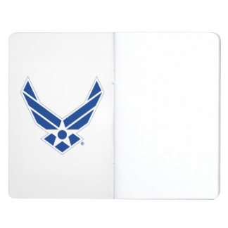 Blue & White United States Air Force Logo Journals