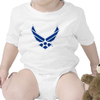 Blue & White United States Air Force Logo Creeper