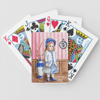 Blue Willow Bru Bicycle Playing Cards