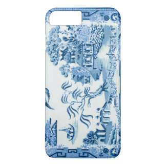 Blue Willow iPhone 7 Plus Case