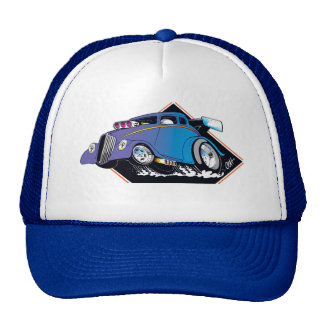 Blue Willys Cap