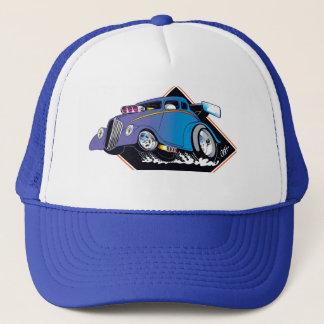 Blue Willys Trucker Hat