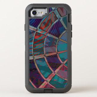 Blue Window OtterBox Defender iPhone 8/7 Case