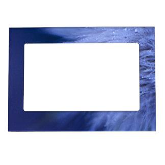 Blue Wish Flower Magnetic Frames