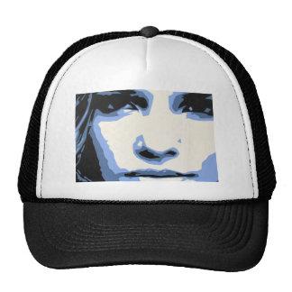 BLUE WOMAN CAP