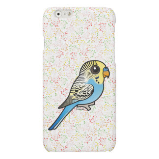 Blue & Yellow Budgie