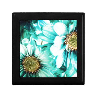 Blue & Yellow Daisies Gift Box