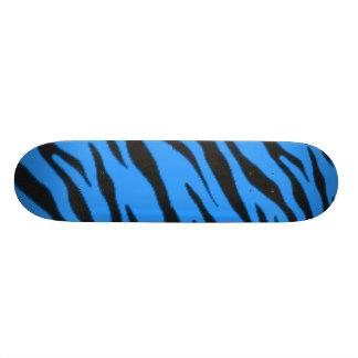 blue zebra skateboards