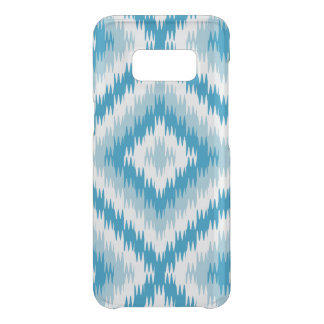 Blue Zig Zag Pattern Uncommon Samsung Galaxy S8 Case