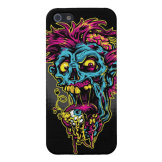 Blue Zombie iPhone 5/5S Cover