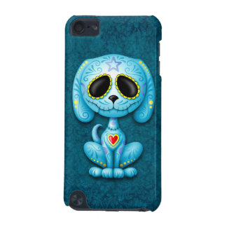 Blue Zombie Sugar Puppy iPod Touch (5th Generation) Cases