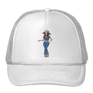 Bluebelle Trucker Hats
