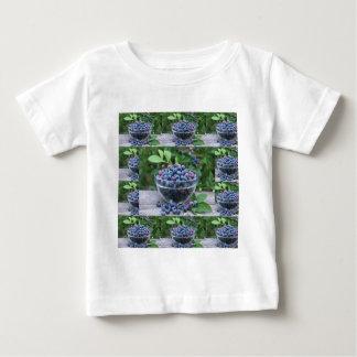 Blueberries Chefs healthy cuisine Breakfast Salads Baby T-Shirt