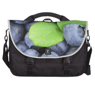 Blueberries Laptop Commuter Bag