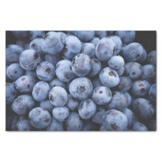 Blueberries Tissue Paper