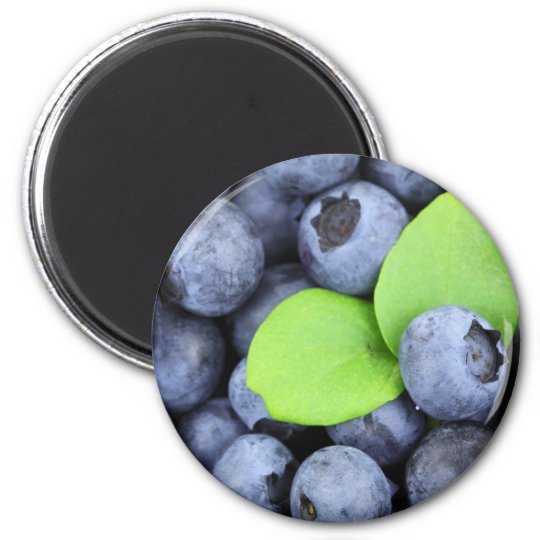 Blueberries v1 magnet