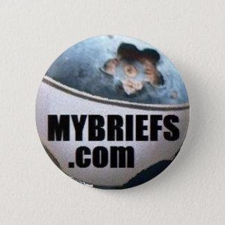 Blueberry Briefs Button