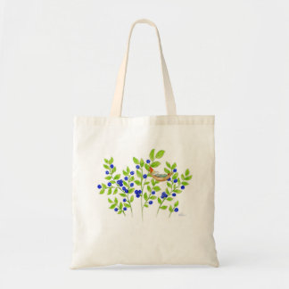 Blueberry Bush Gnome bag