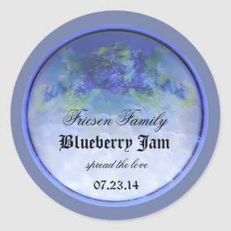Blueberry canning label 3b