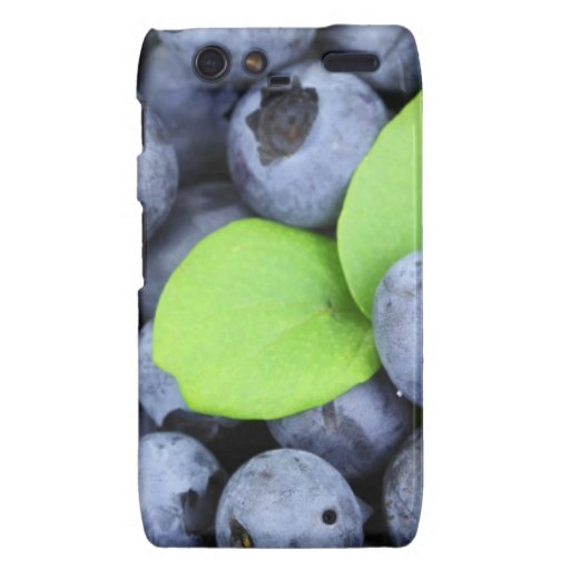 BLUEBERRY MOTOROLA DROID RAZR COVER
