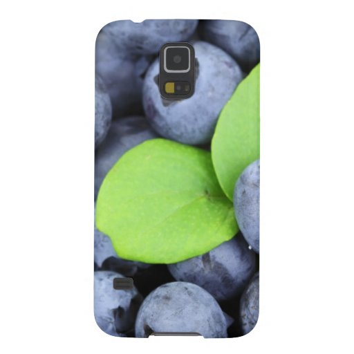 BLUEBERRY SAMSUNG GALAXY NEXUS COVER