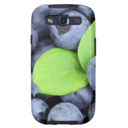 BLUEBERRY GALAXY S3 COVER