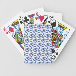 blueberry crush bicycle playing cards