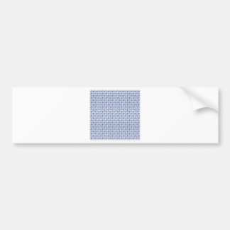 blueberry crush bumper sticker