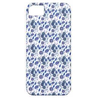 blueberry crush iPhone 5 cover