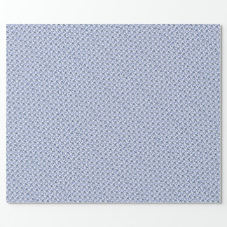blueberry crush wrapping paper
