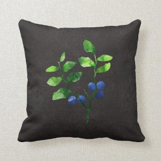Blueberry Cushion
