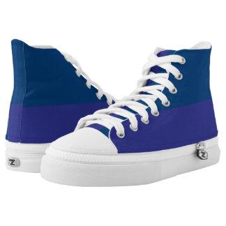 Blueberry Duel II Hi-Top