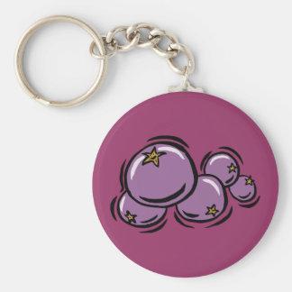 Blueberry Keychain (DARK)