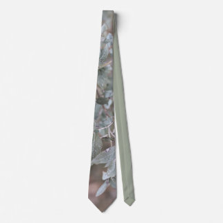 Blueberry Leaves Tie